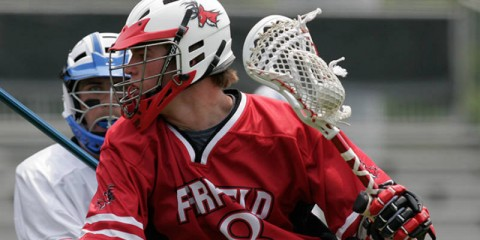 Greg Downing '07 holds the Fairfield record for most points with 349 through four years at Fairfield and will be on the 2015 U.S. Men's Indoor National Team.