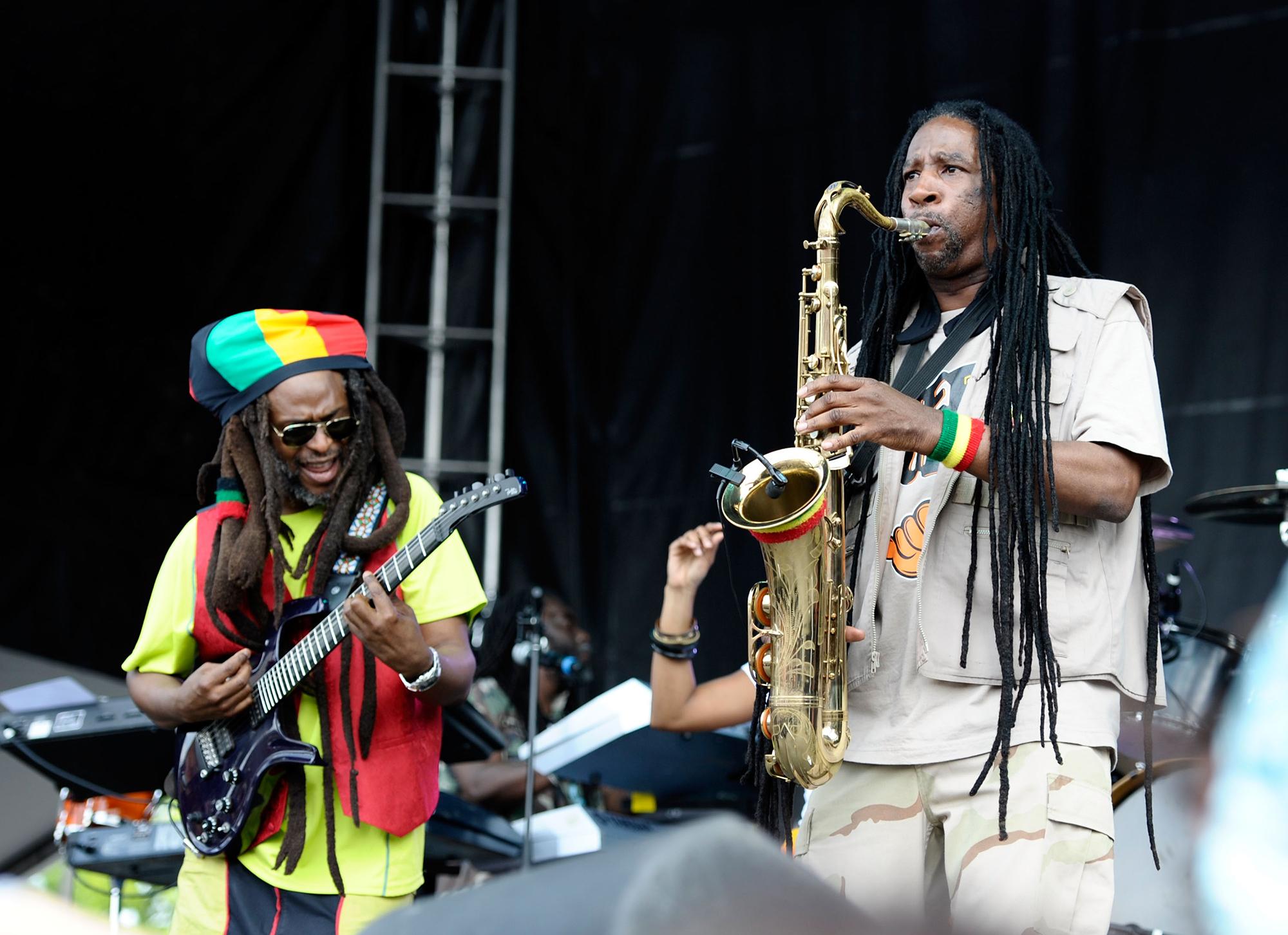 Puerto Rico Rastafari   Ras Elijah Tafari  Rastafari Alive