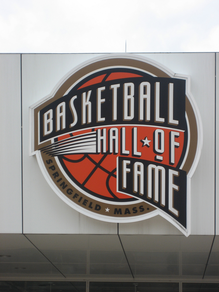2016 NBA Hall of Fame Induction | The Fairfield Mirror