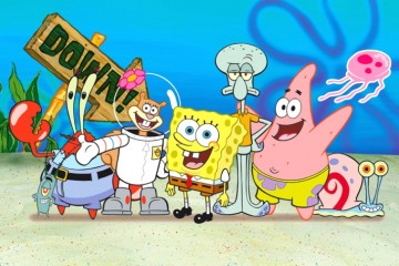 SpongeBob-SquarePants-and-friends